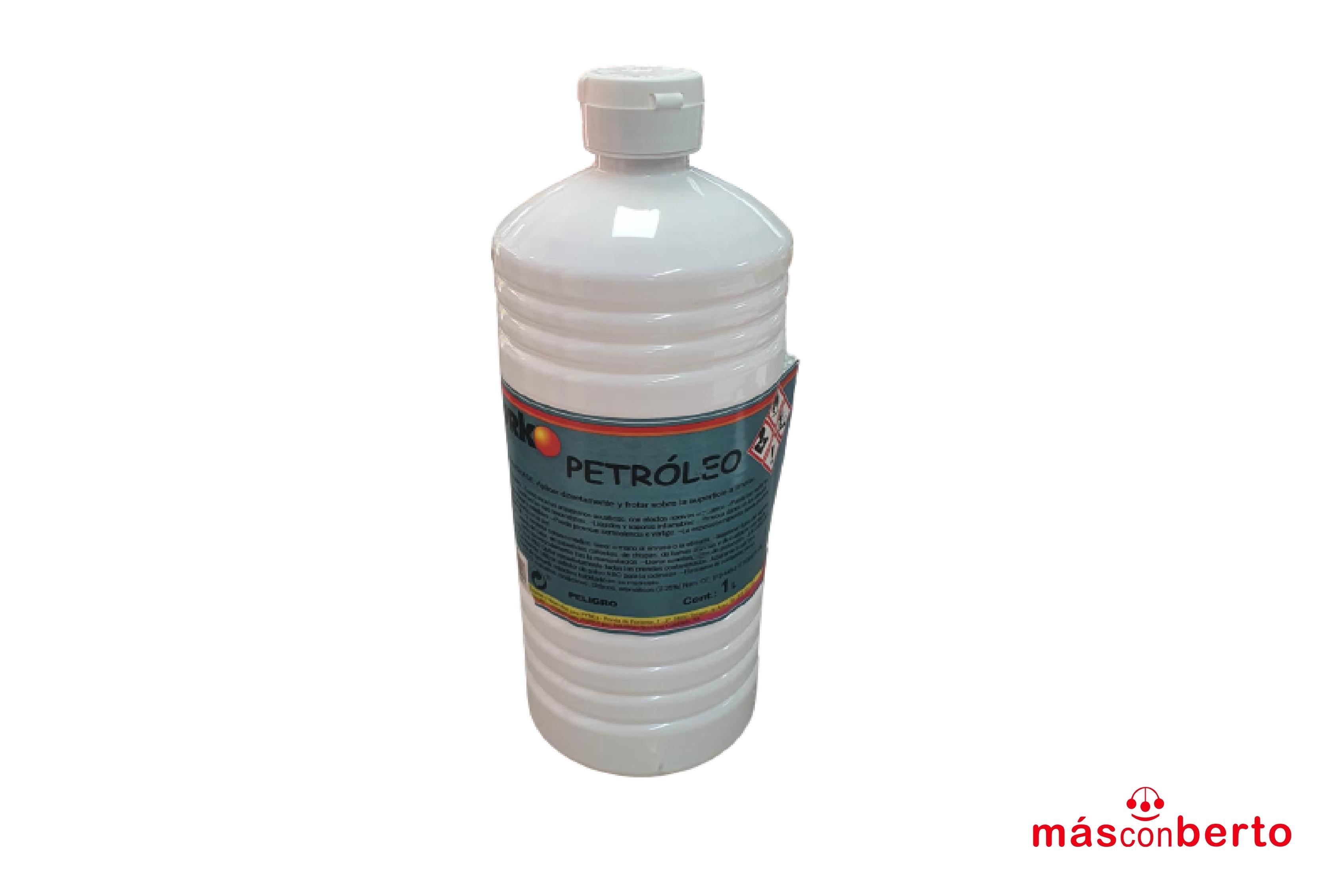 Petróleo botella 1L Wurko