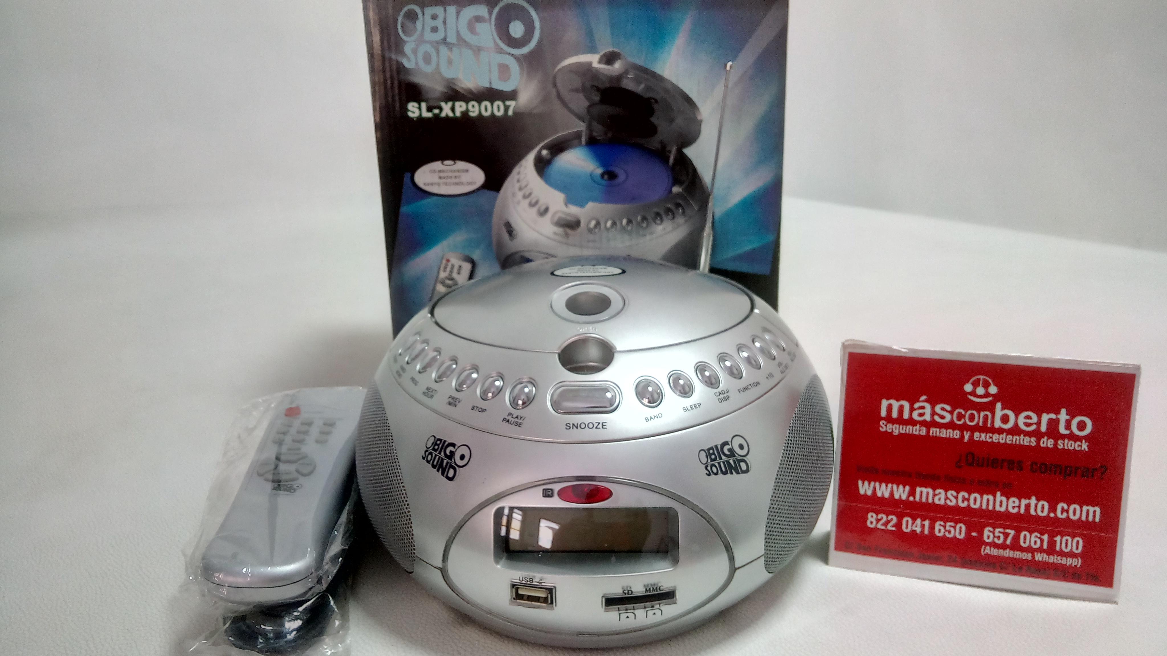 Radio CD Big Sound...