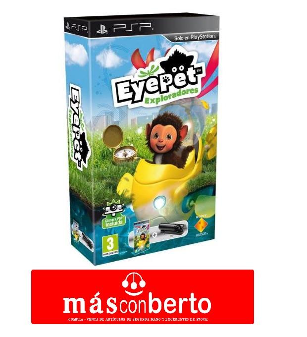 Juego PSP Eye Pet