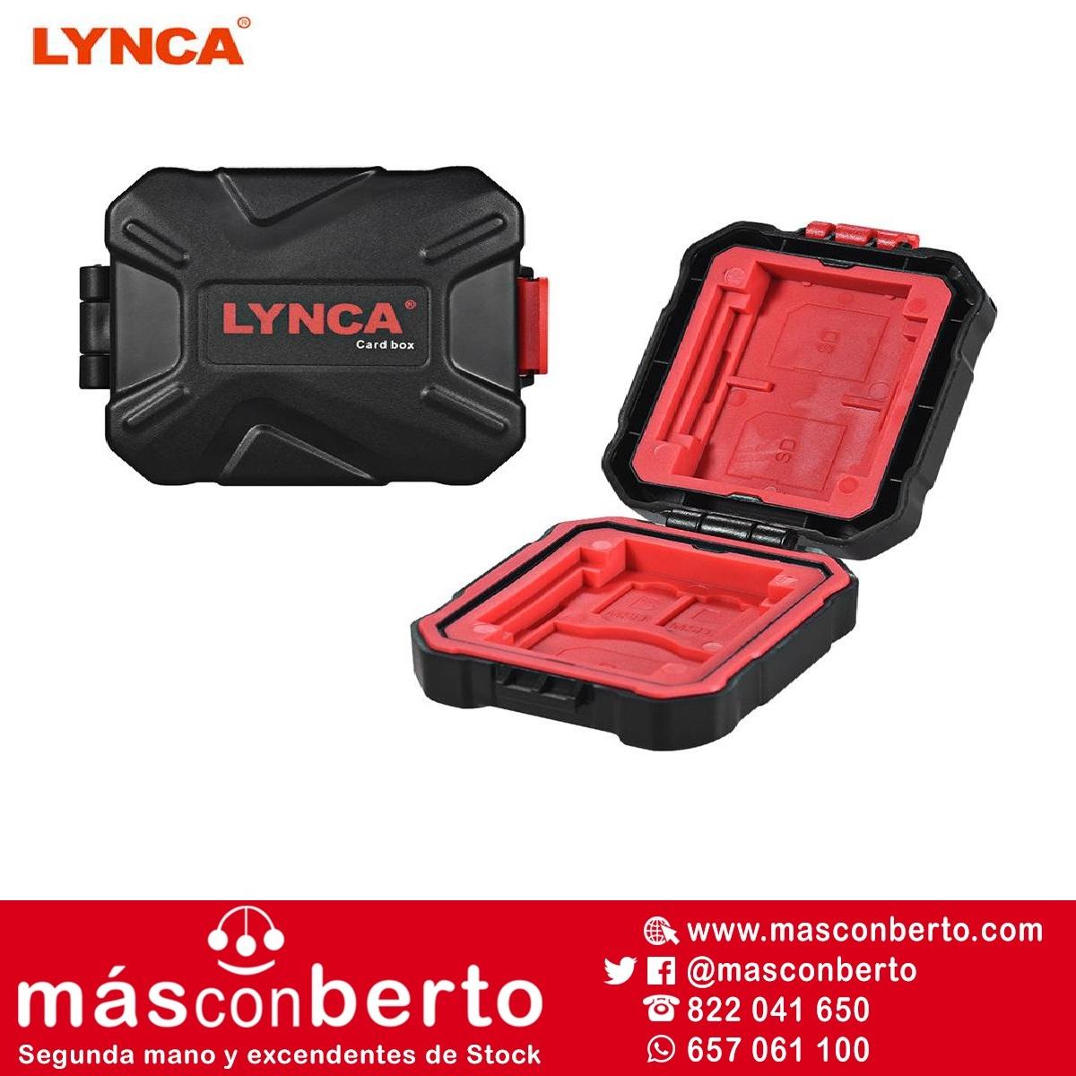 Porta tarjeta SD LYNCA