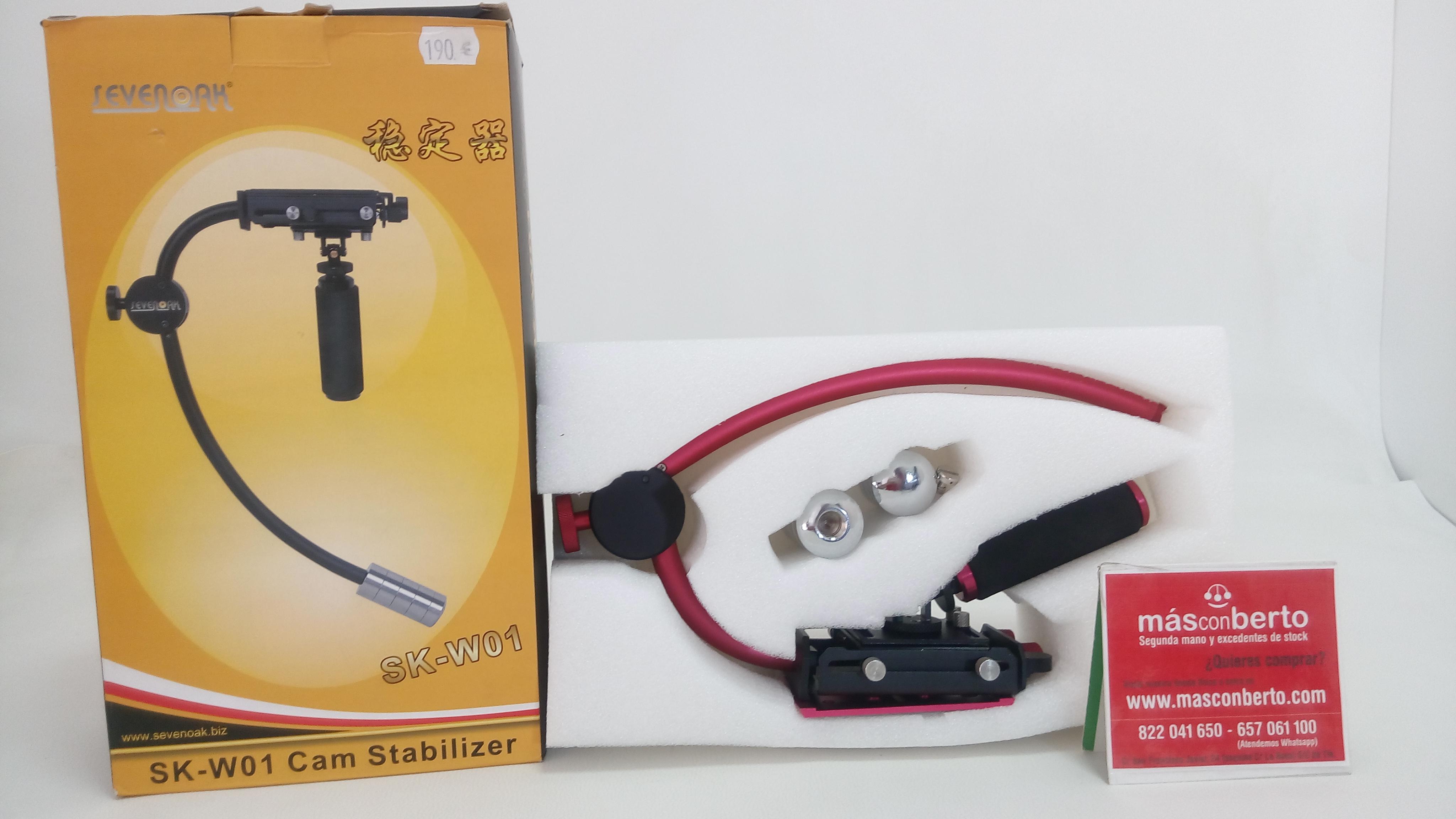 Estabilizador Sevenoak SK-w01