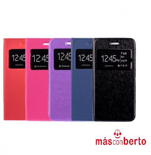 Funda libro iphone 6 plus