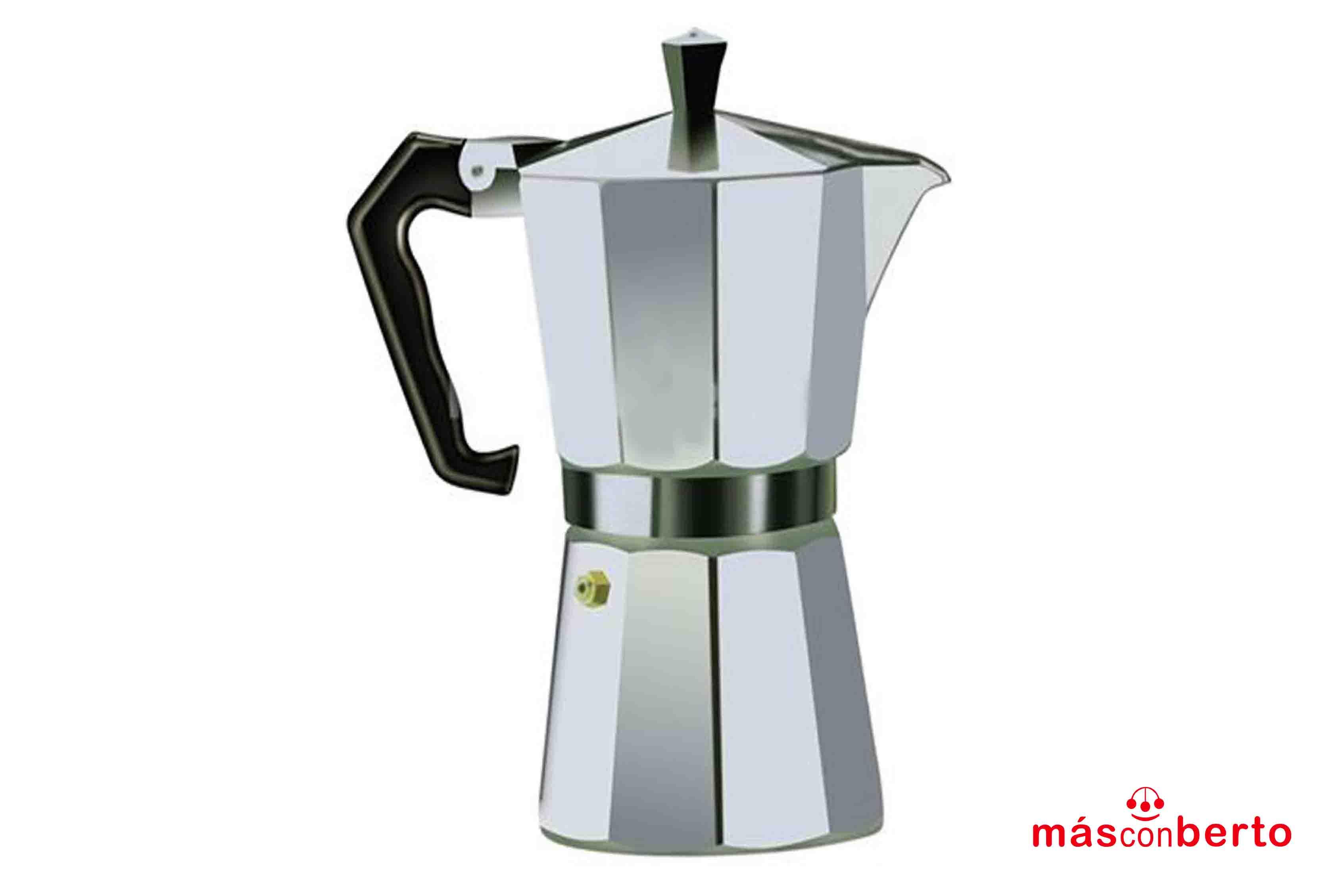 Cafetera Aluminio 9 Tazas...