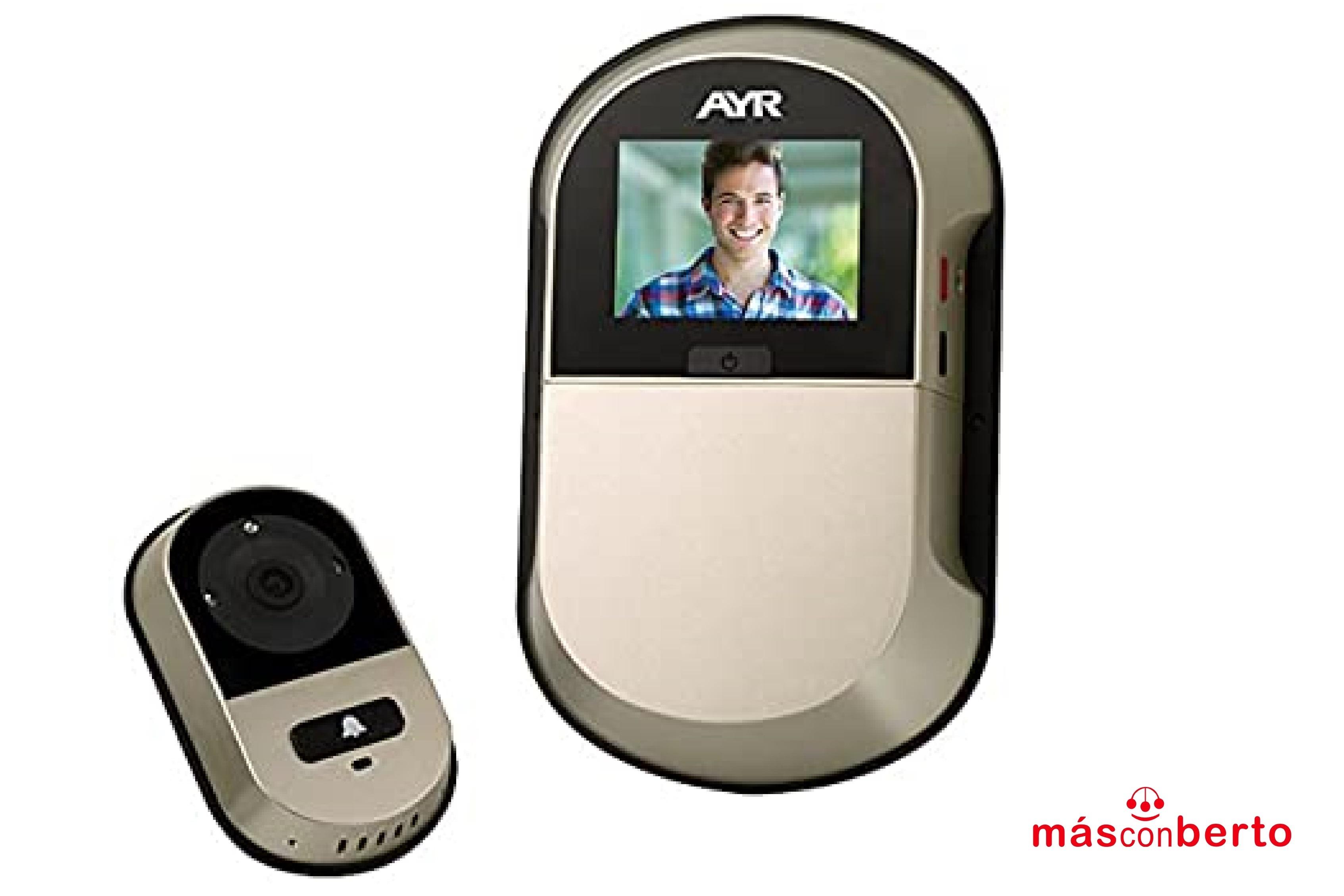 Mirilla digital Wifi AYR...