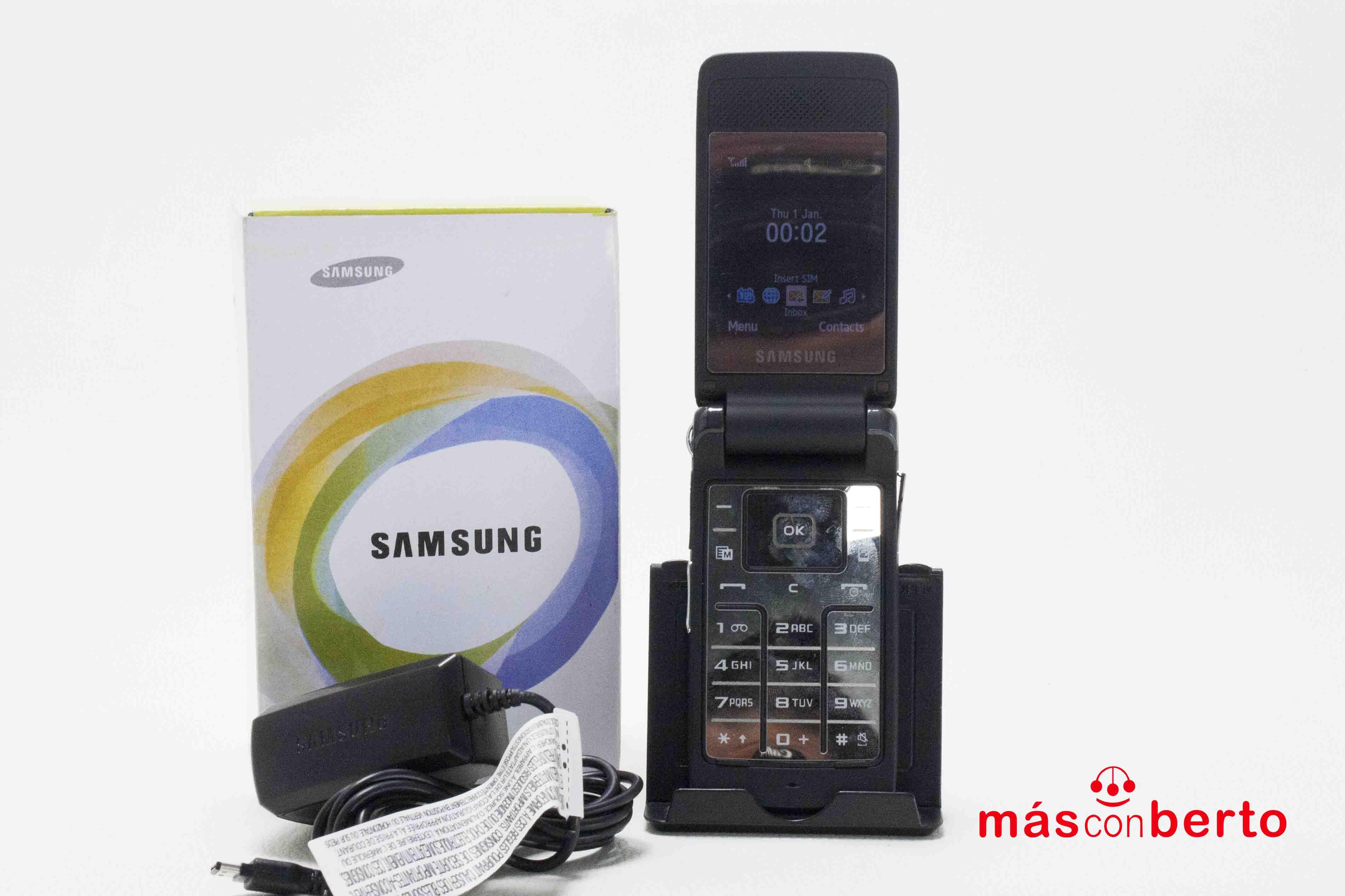 Móvil Samsung s3600i