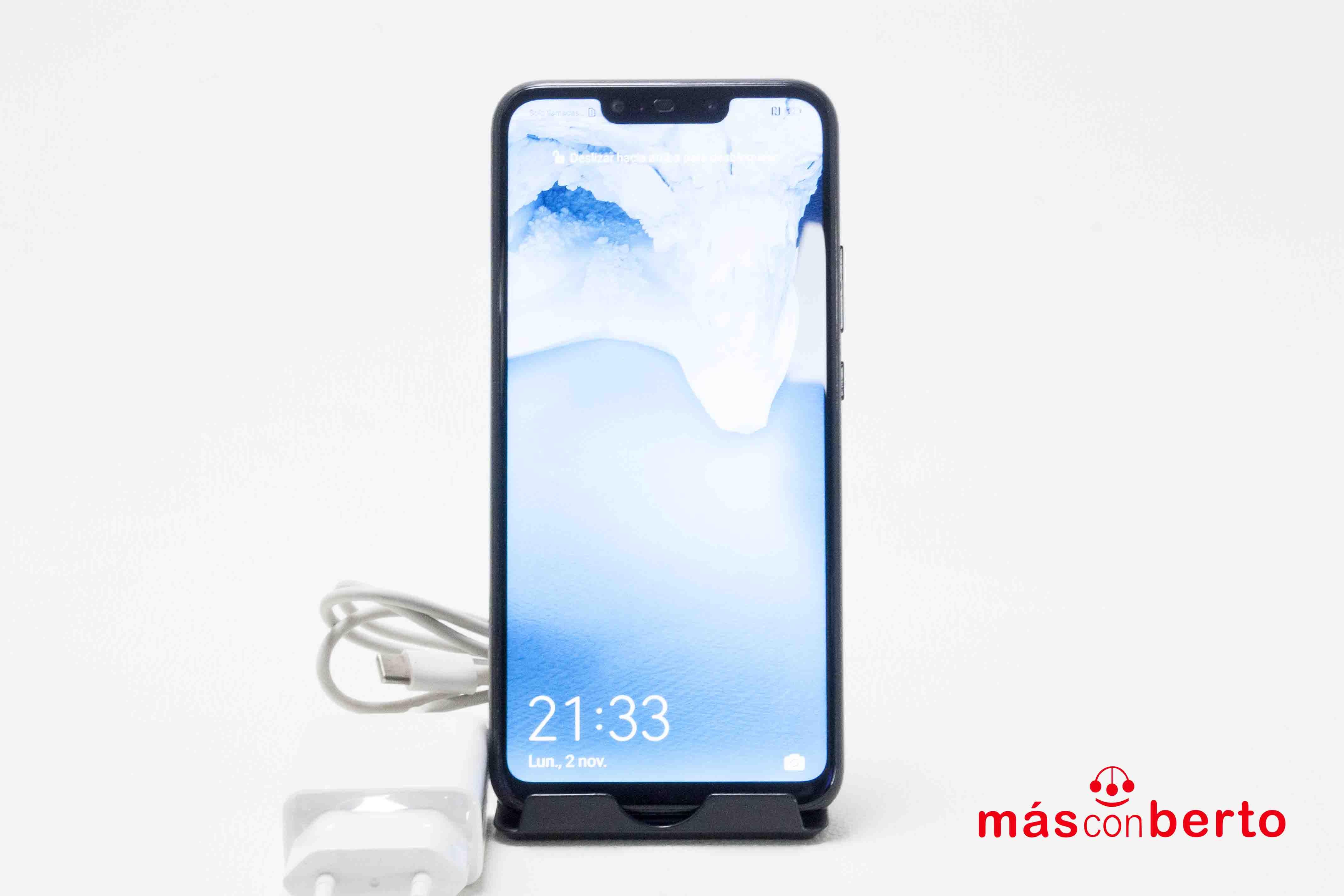 Móvil Huawei Mate 20 lite...