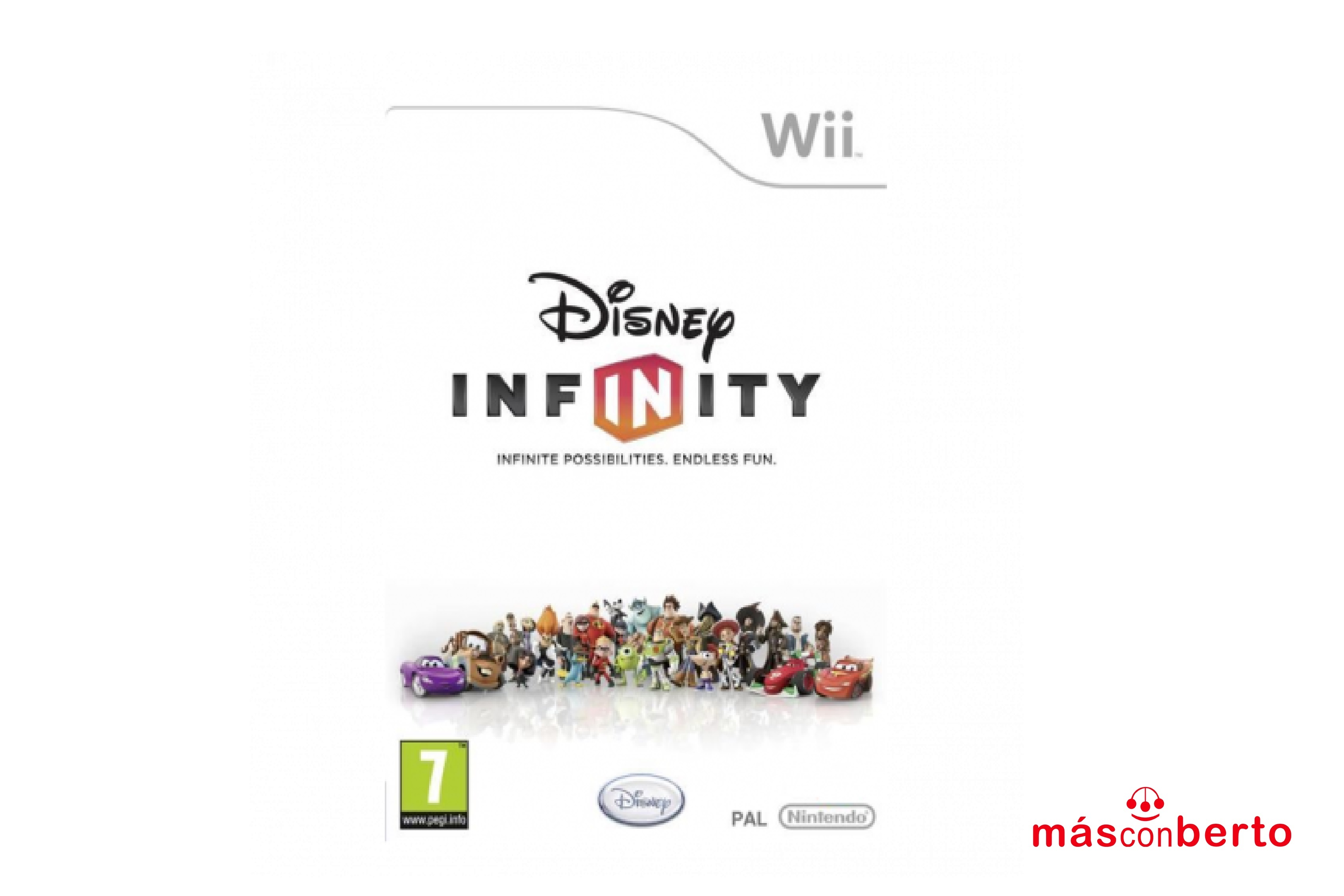 Juego Wii Infinity
