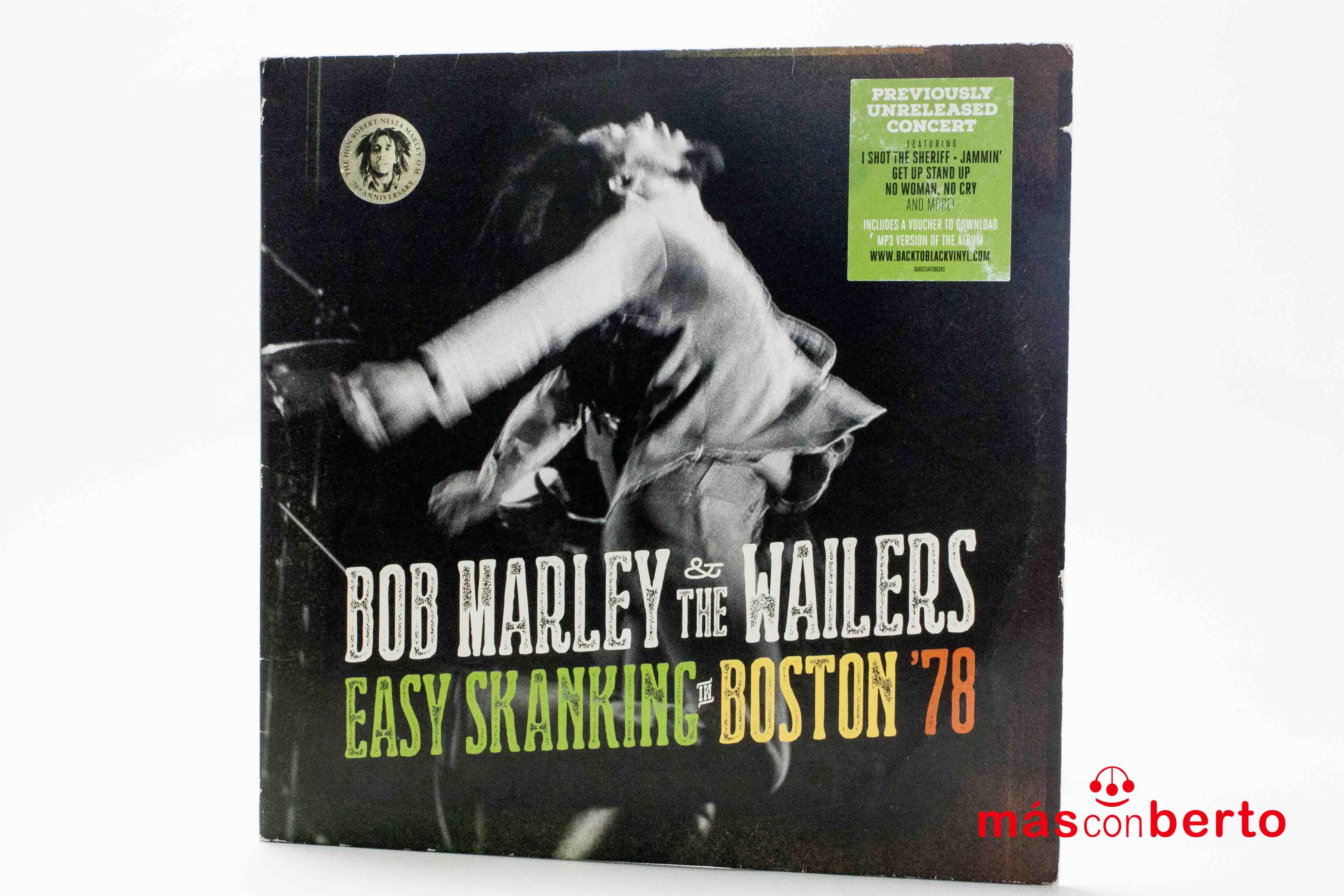 Vinilo Bob Marley and the...