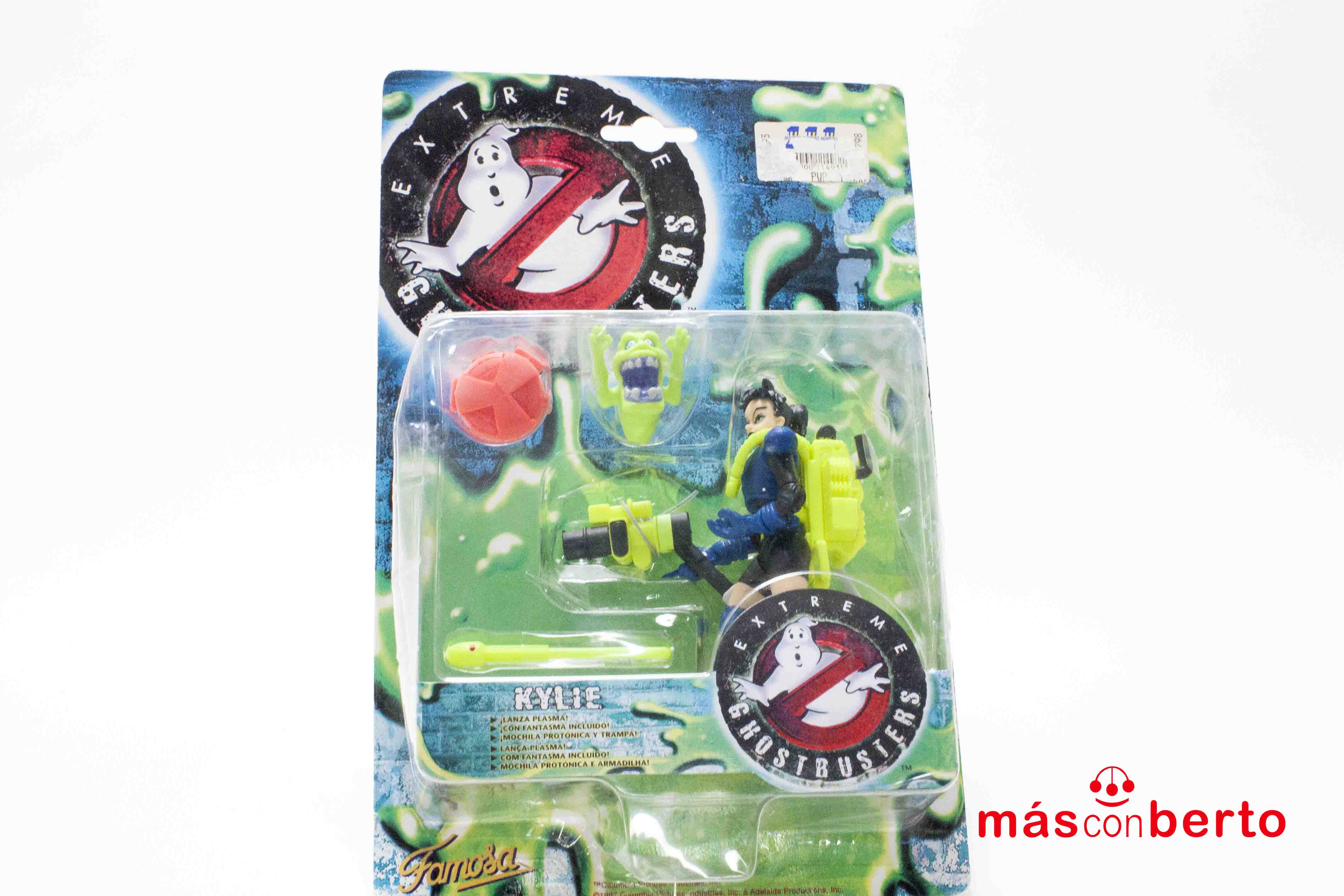 Figura Extreme Ghostbusters...