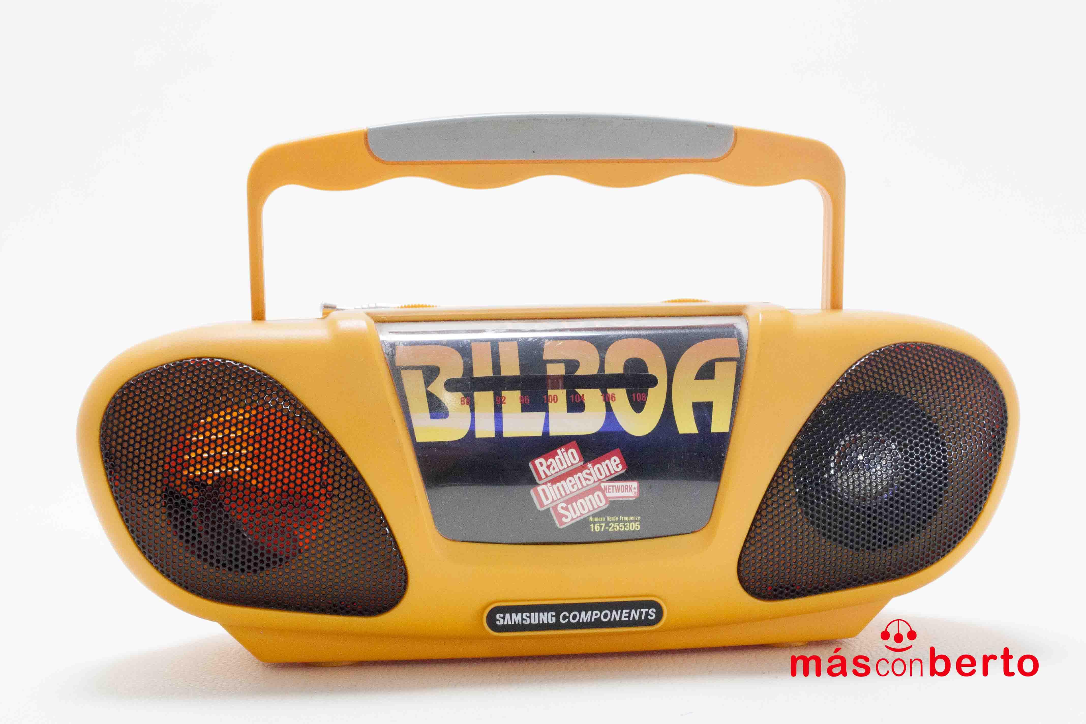Mini Radio Balboa 167.11