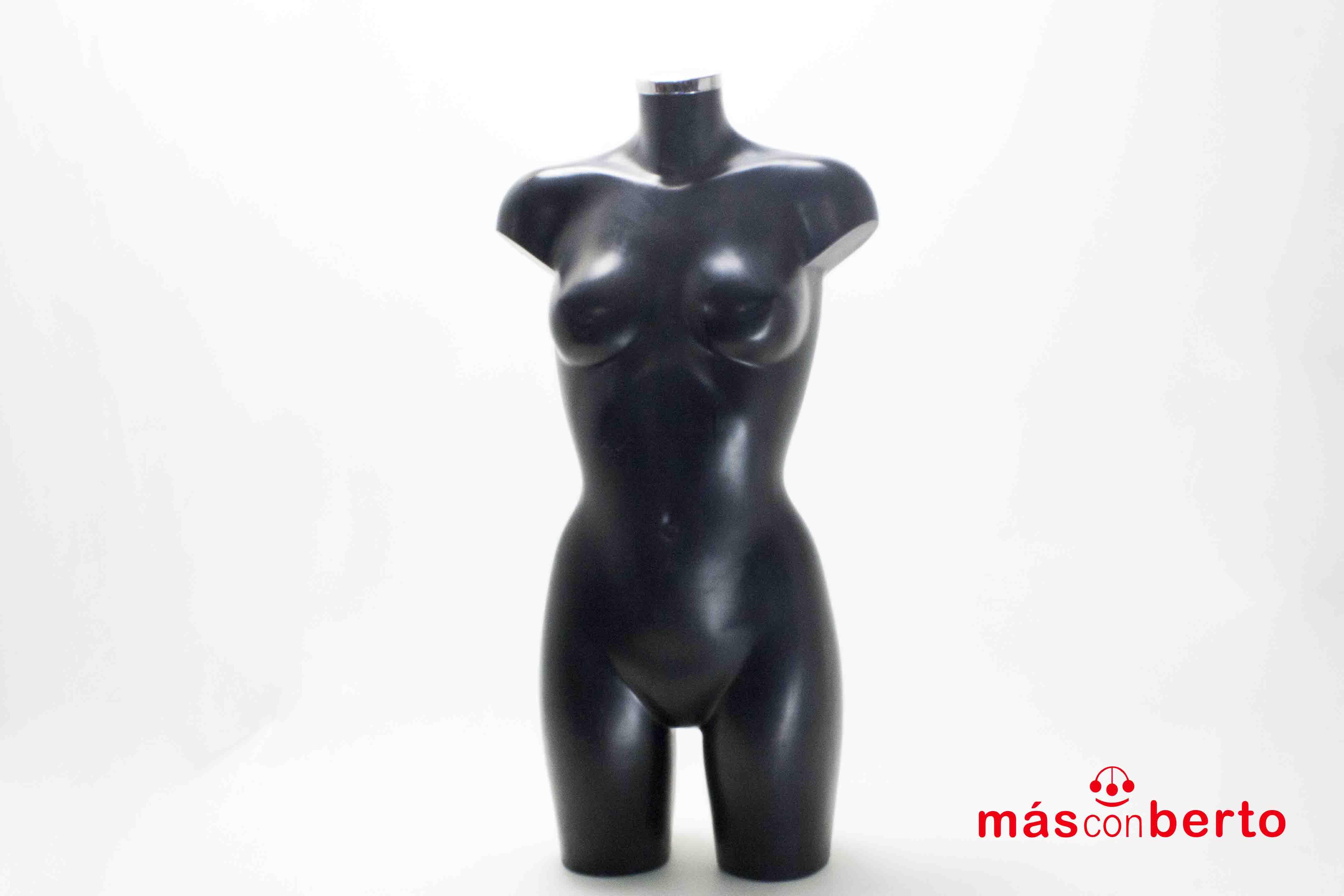 Maniquí medio cuerpo mujer