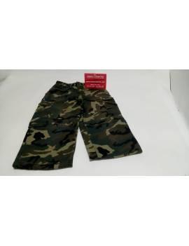 Pantalon militar boscoso