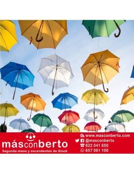 Paraguas variados a 4,50€
