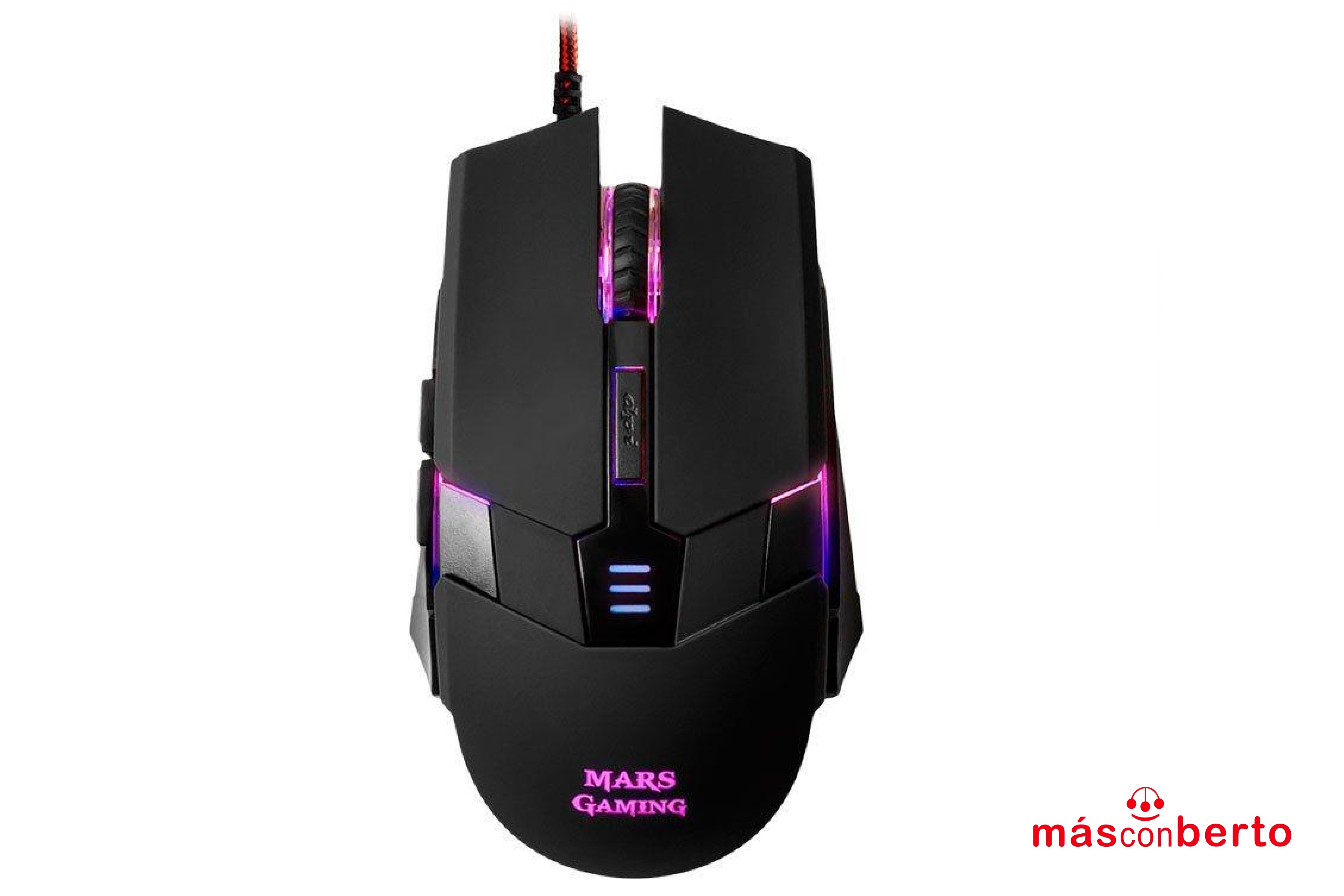 Ratón Gaming Sensor Óptico...