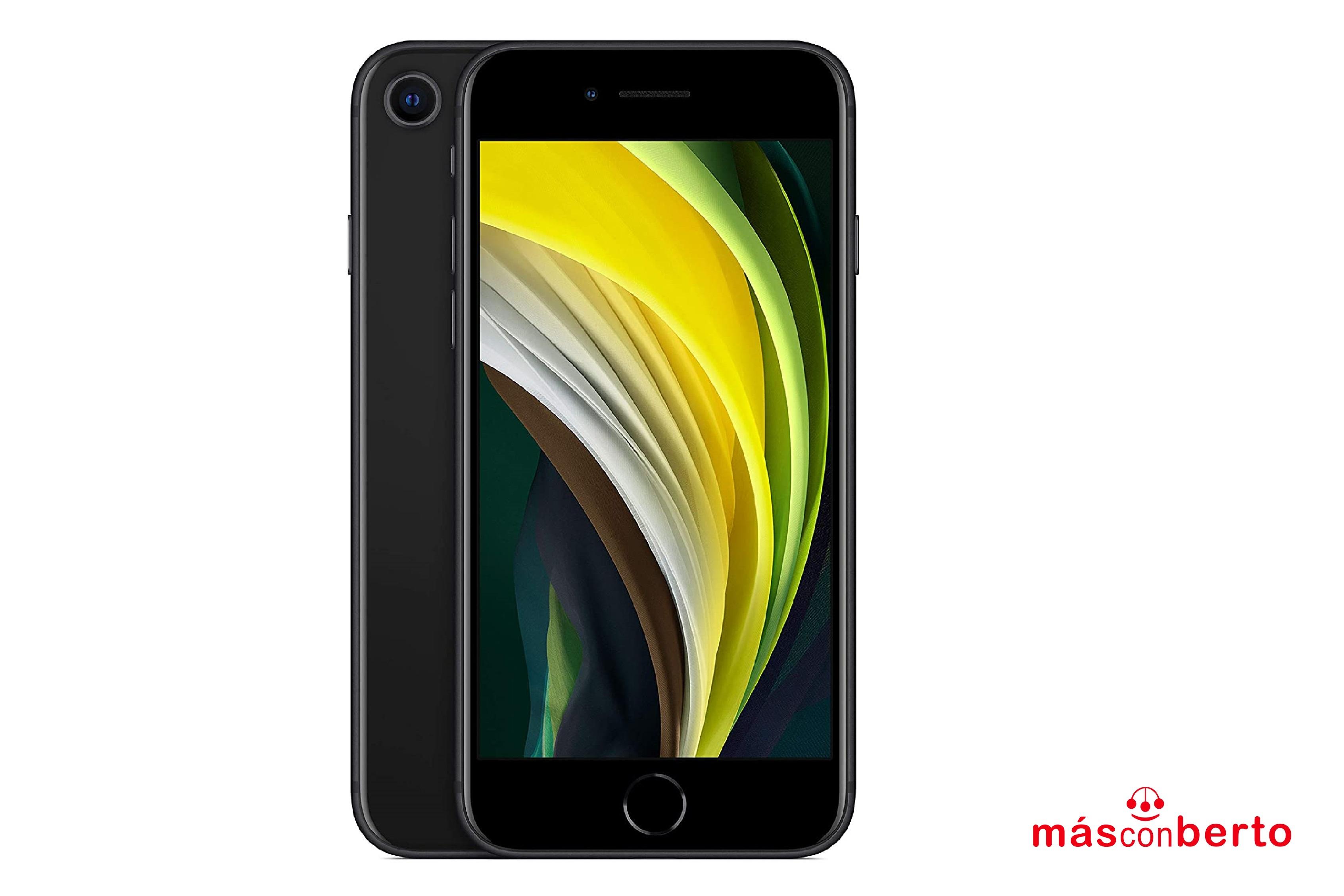 Móvil Apple iPhone SE 64GB...