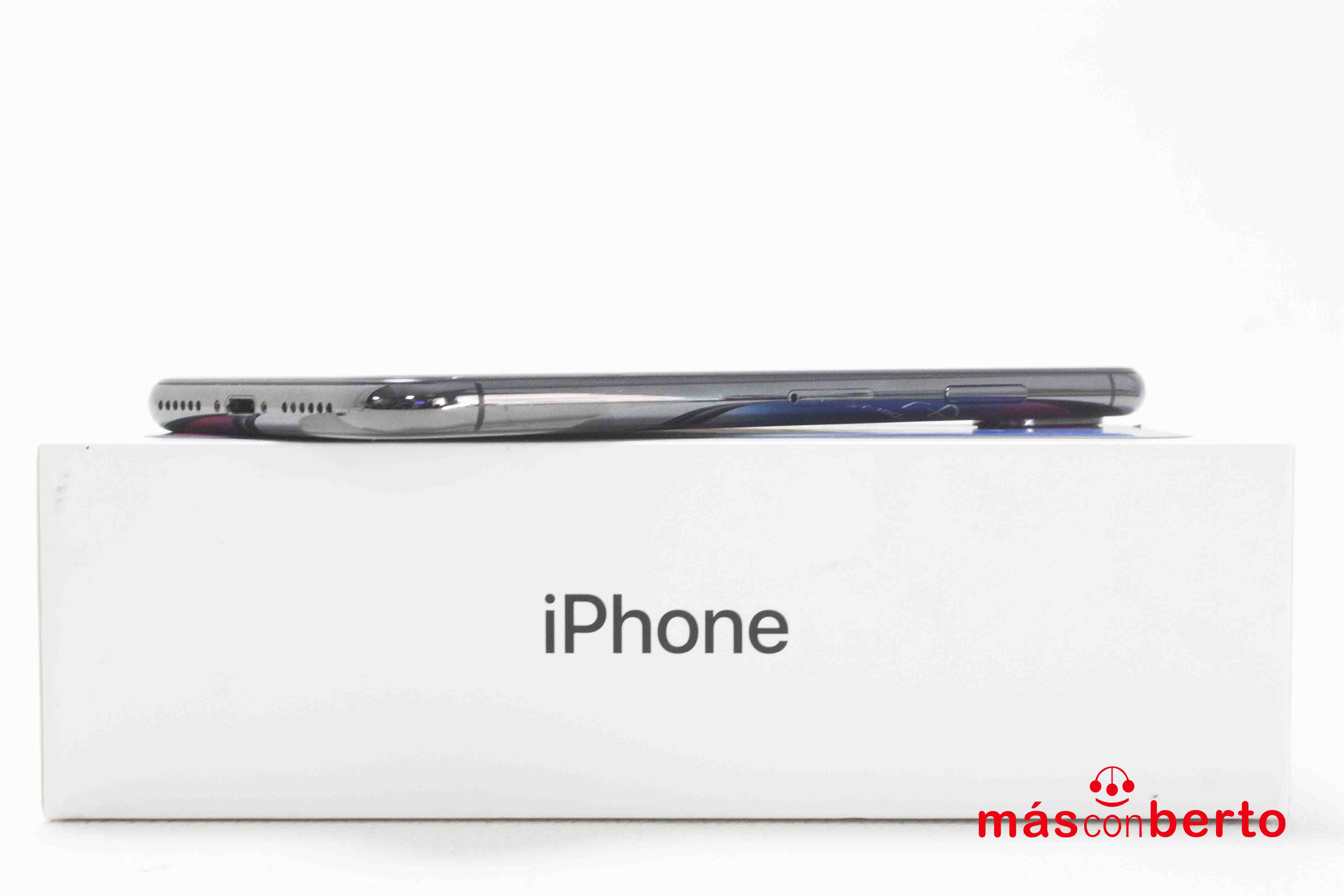 Móvil Apple Iphone X 64Gb...