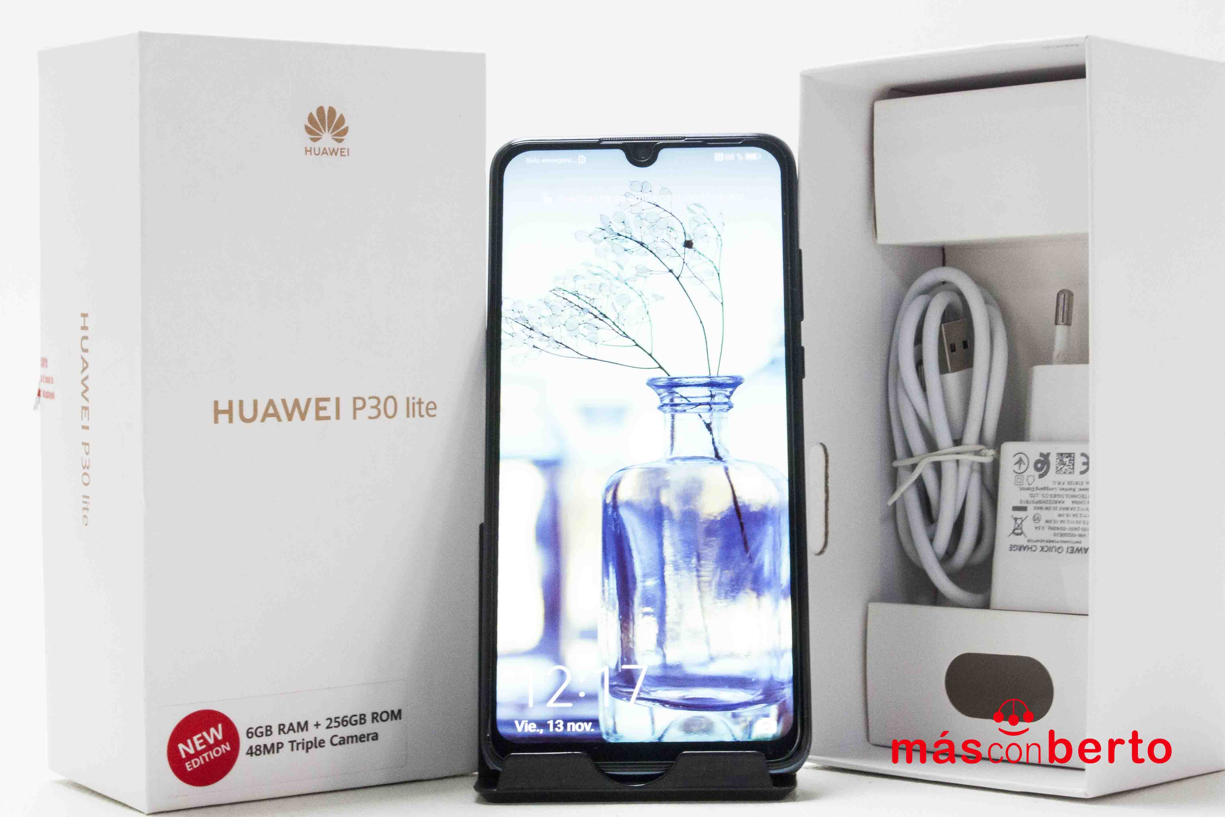 Móvil Huawei P30 Lite 256Gb...