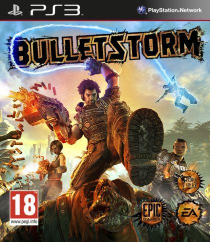 Juego PS3 BULLETSTORM