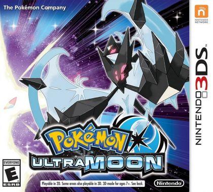 Juego 3DS Pokemon UltraLuna