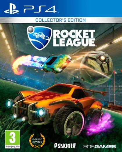 Juego PS4 Rocket League