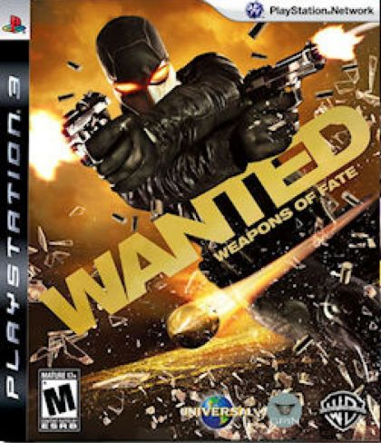 Juego PS3 Wanted Weapons of...