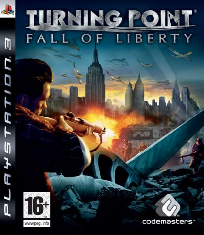 Juego PS3 Turning Point...