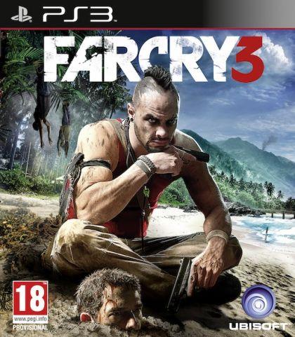 Juego PS3 Farcry 5