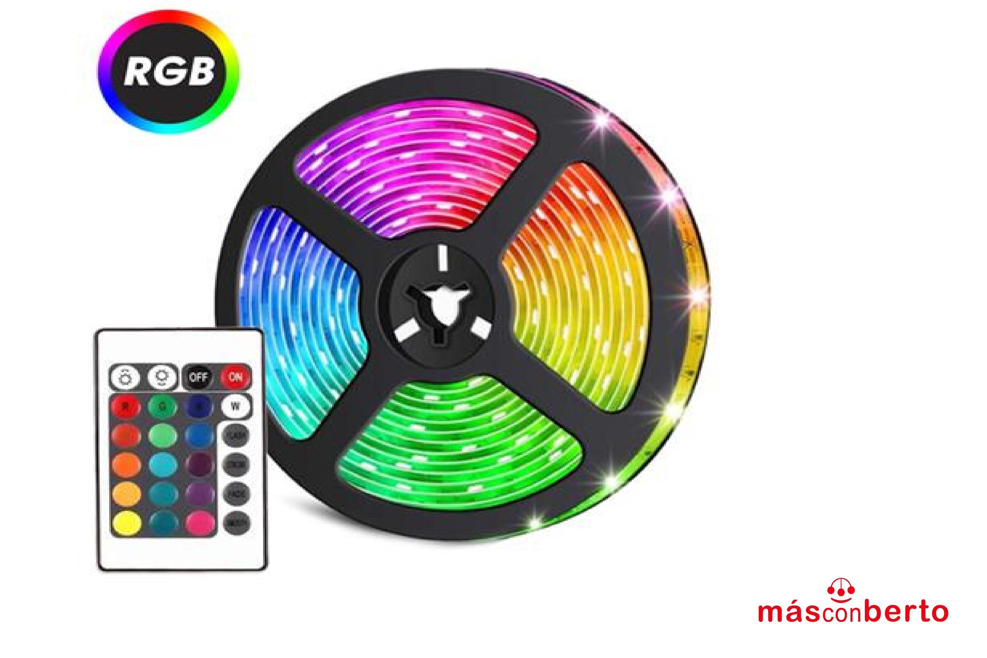 Tira Led 13V 3M RGB AM130330