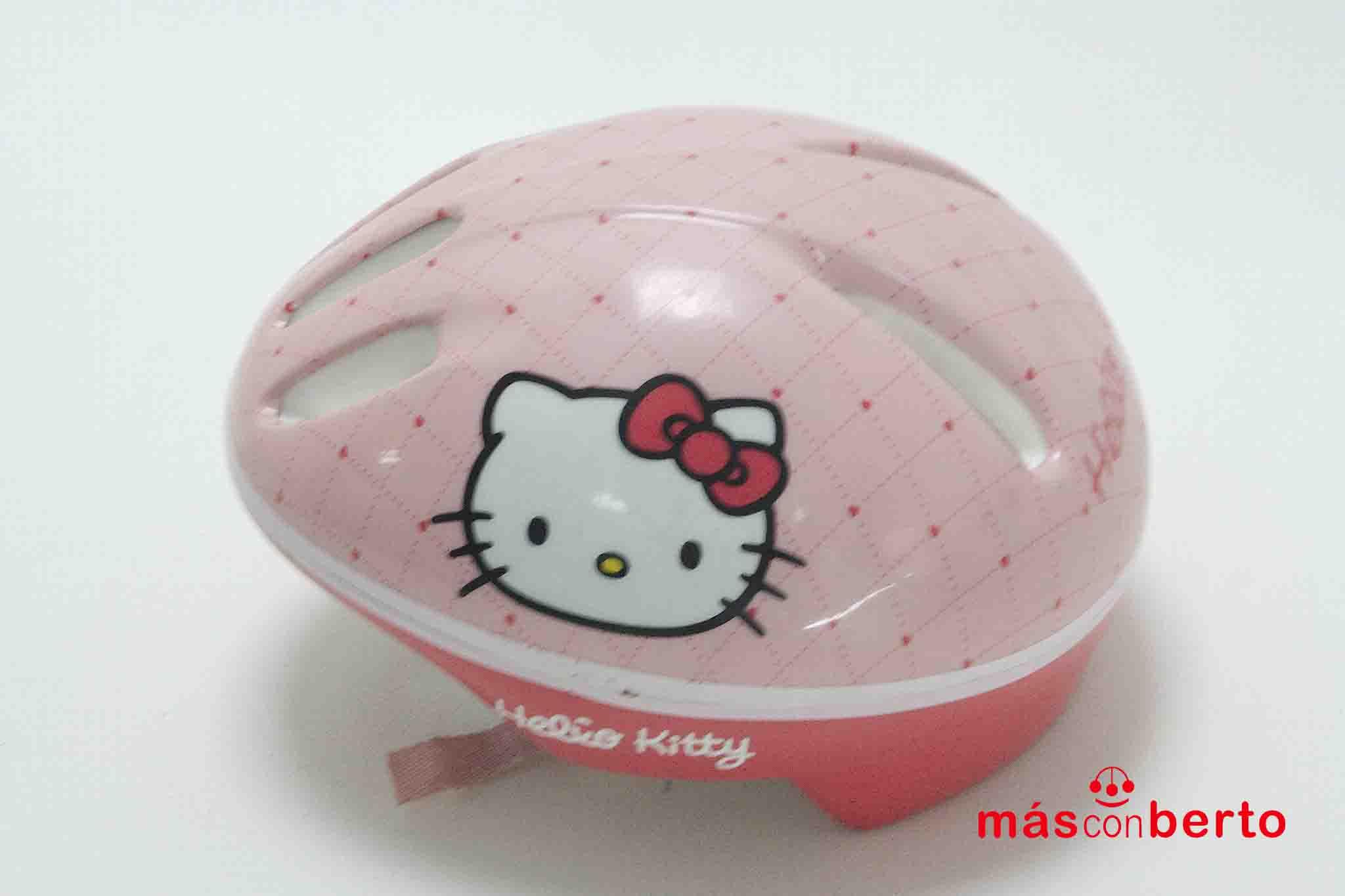 Casco infantil Hello Kitty