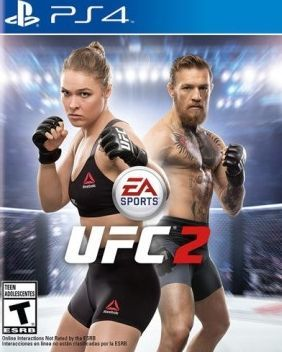 Juego PS4 UFC 2