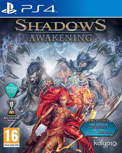 Juego PS4 Shadows awakening