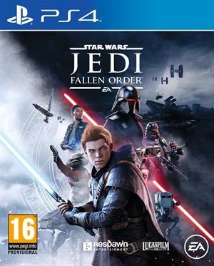 Juego PS4 Star Wars JEDI...