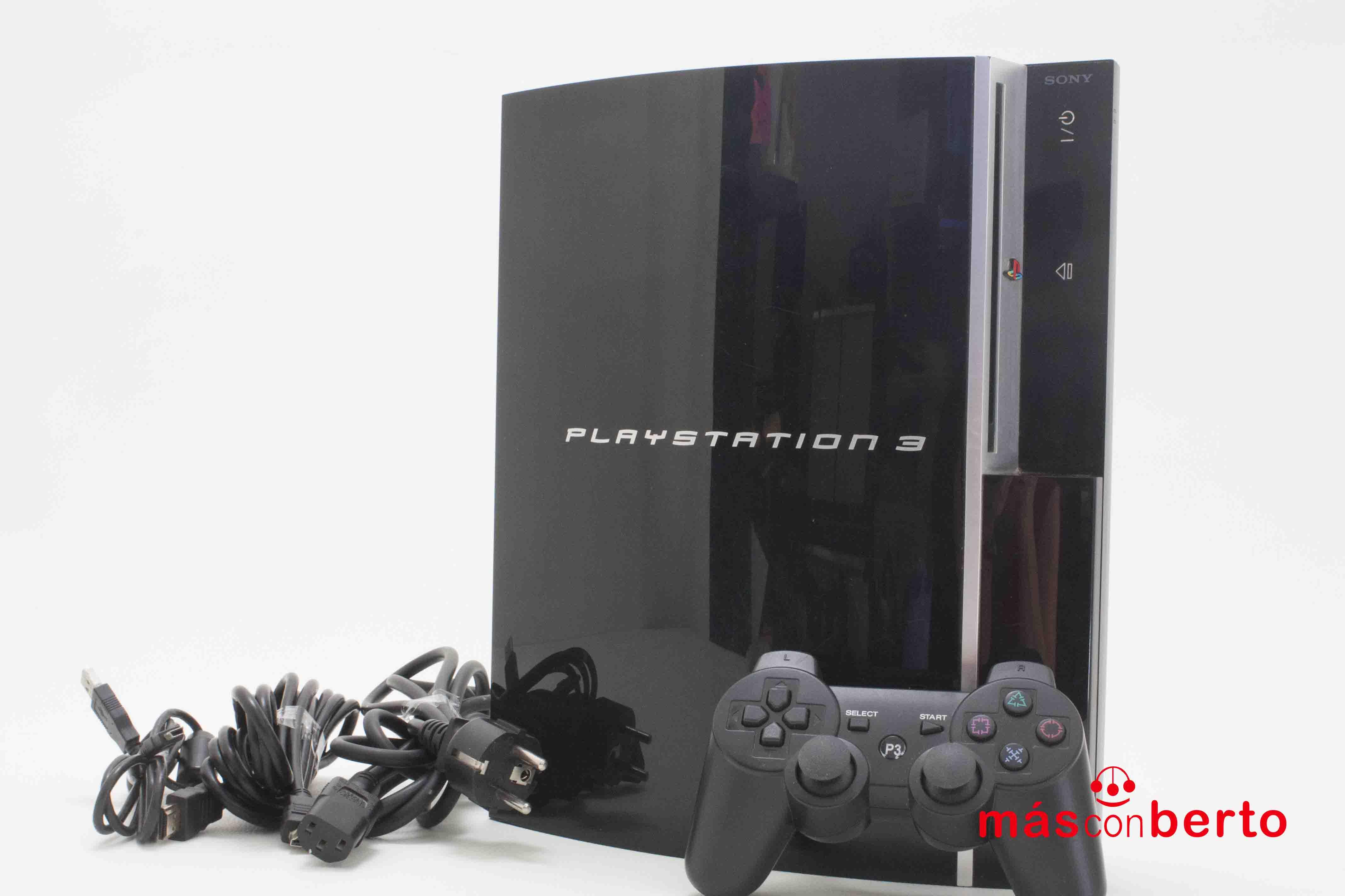 Consola Sony PS3 80GB