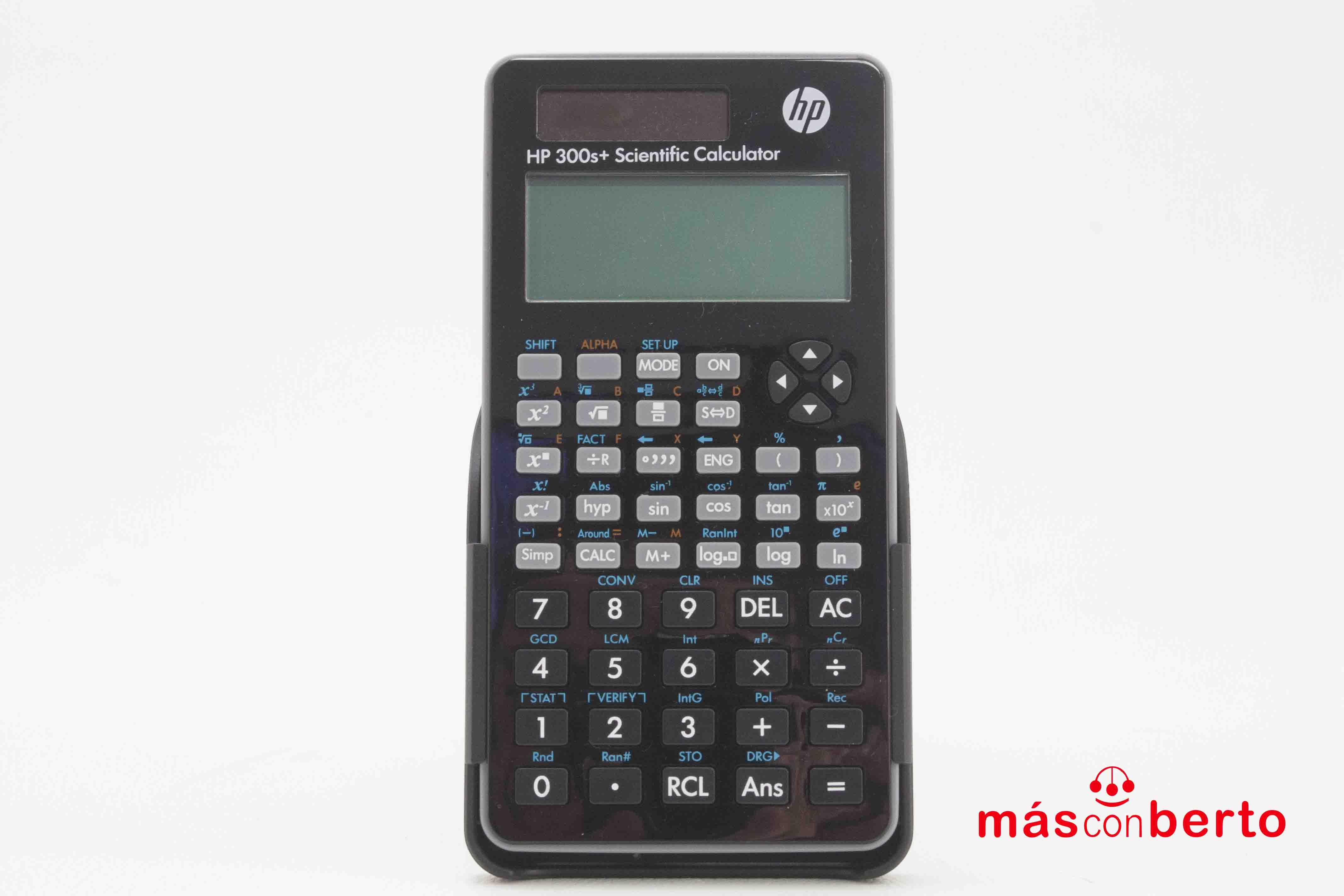 Calculadora científica HP...