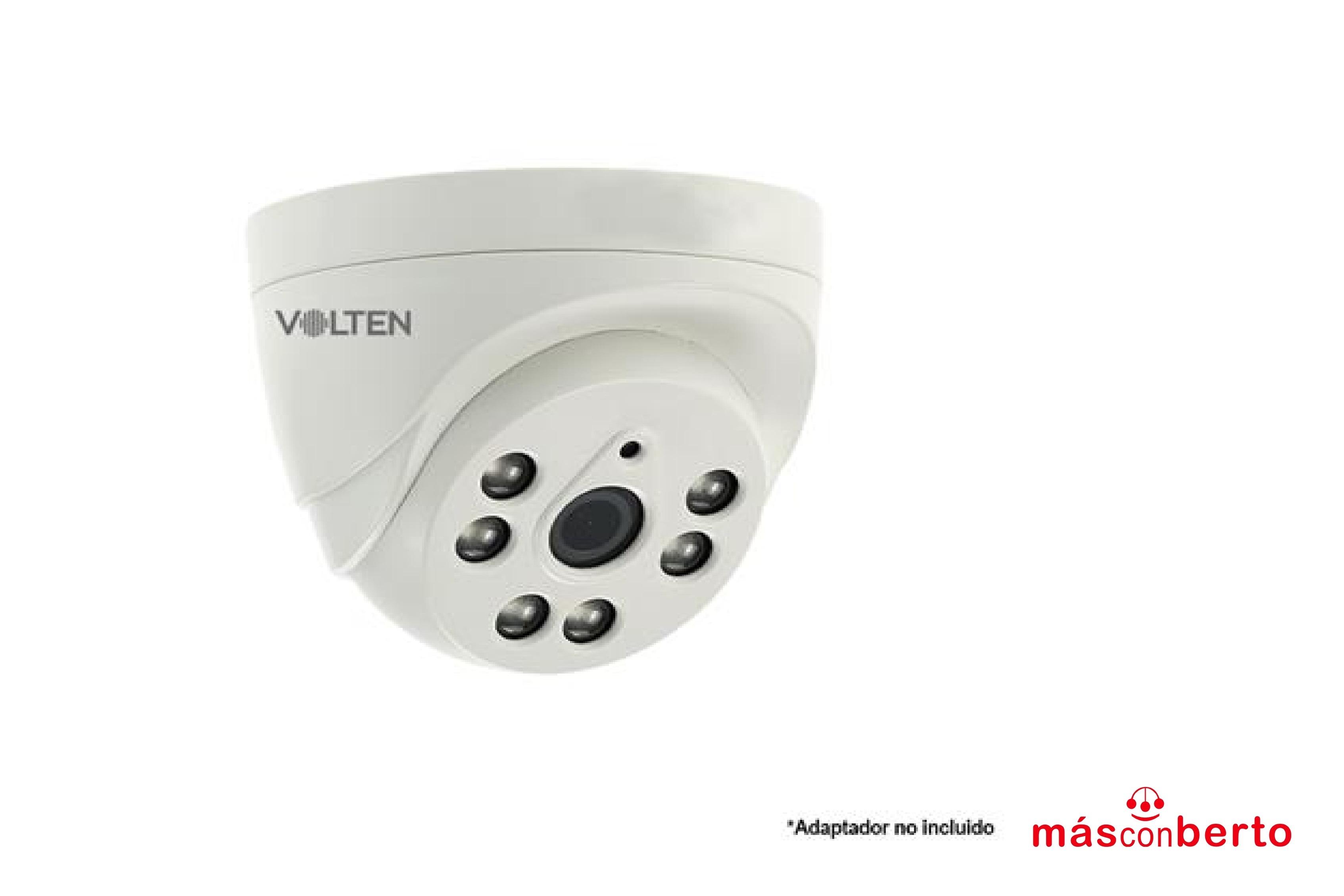 Cámara Plástica AHD CCTV...