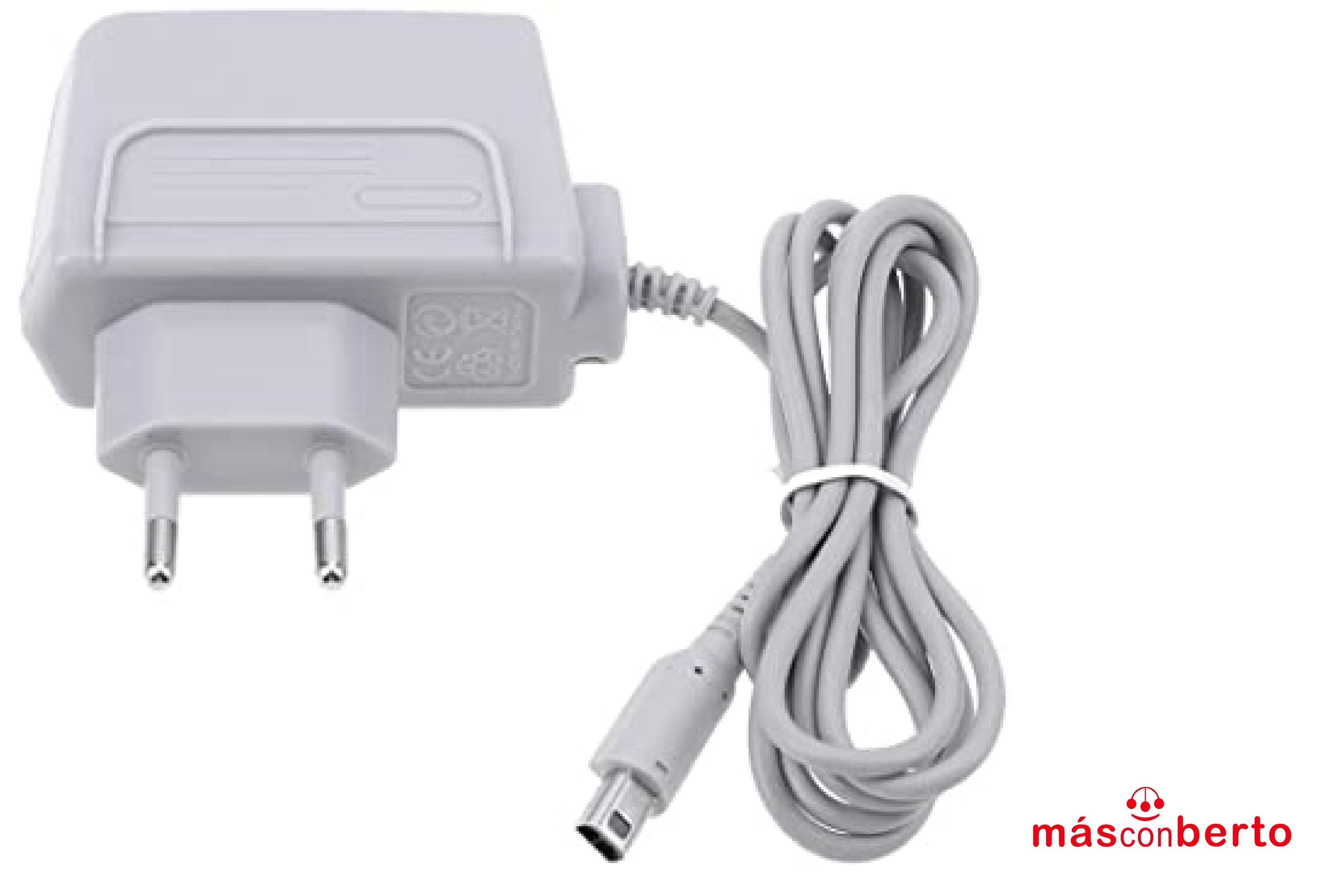Cargador Nintendo DS Lite