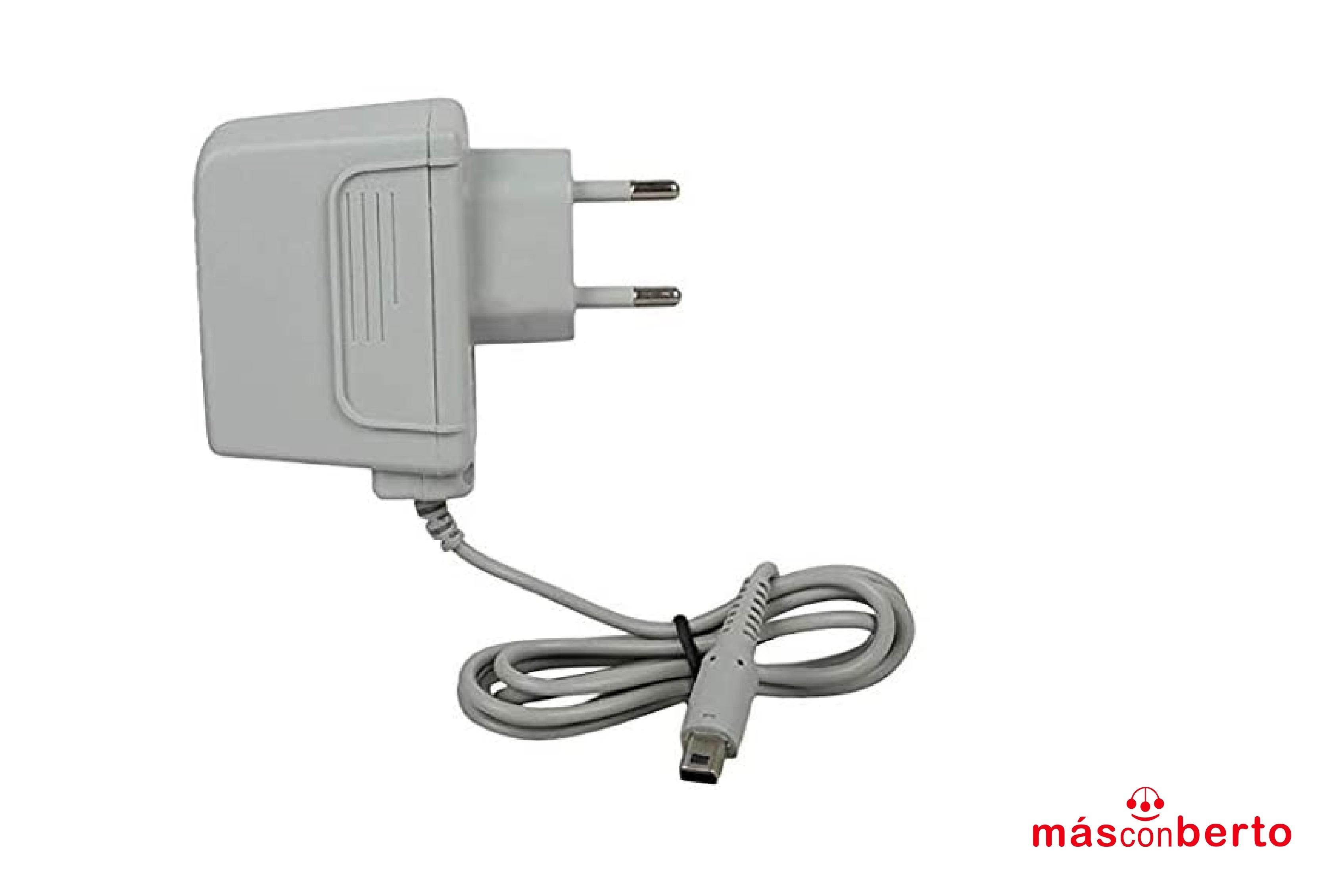 Cargador Nintendo 3DS