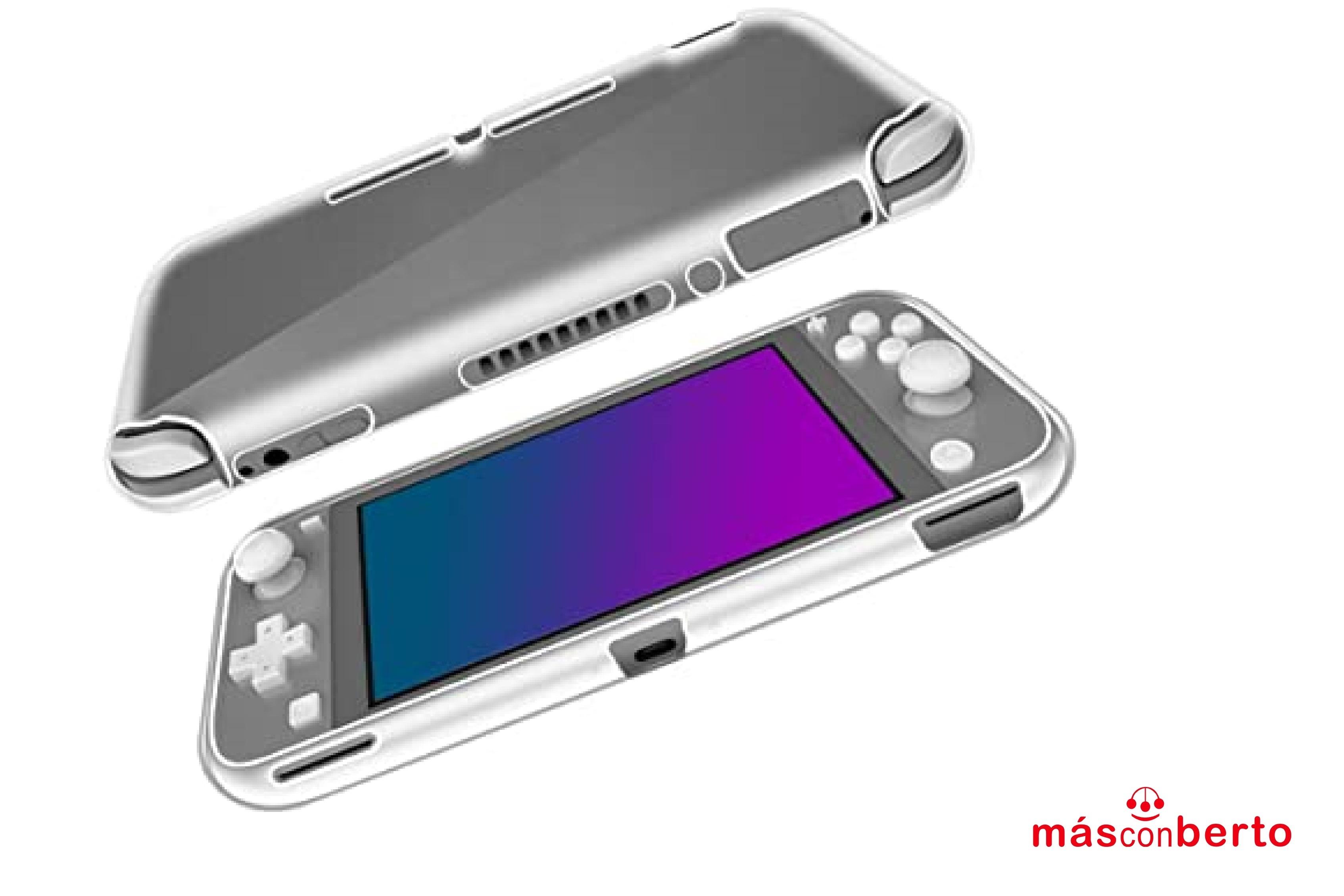 Funda Nintendo Switch Lite...