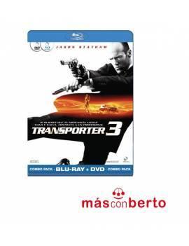 Película Blu-Ray Transporter 3
