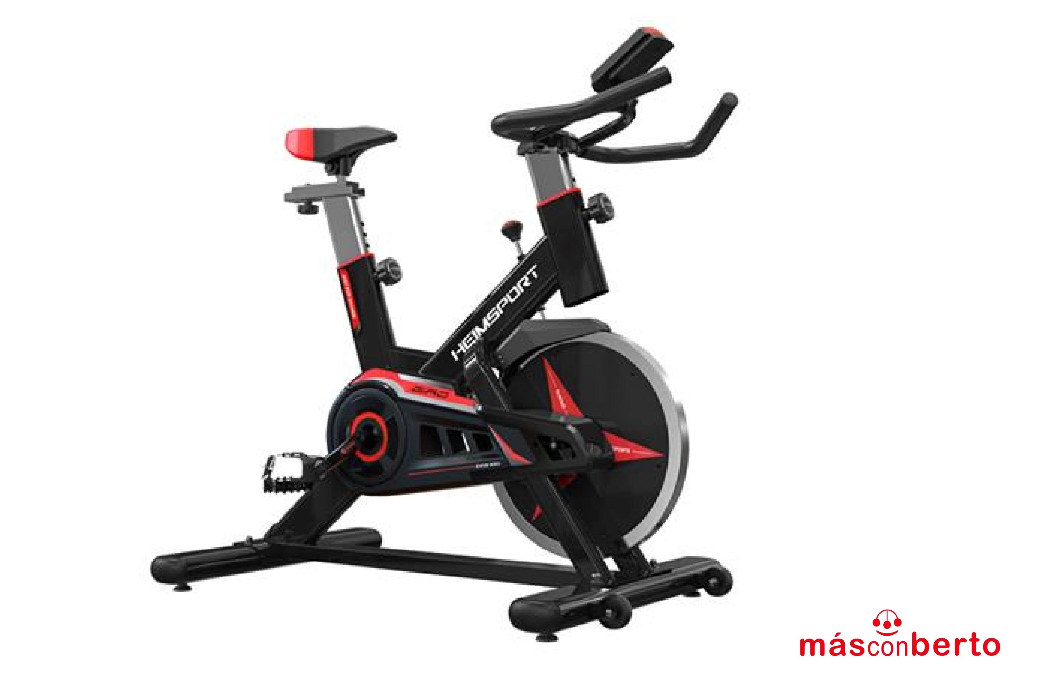 Bicicleta de Spining...