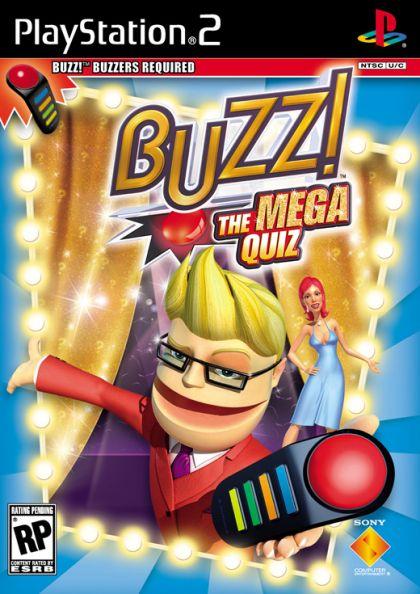Juego PS2 BUZZ El mega...