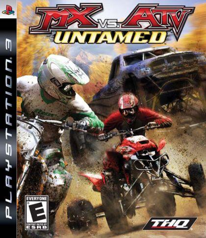 Juego PS3 MX vs ATV Untamed