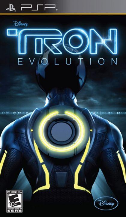 Juego PSP Tron Evolution