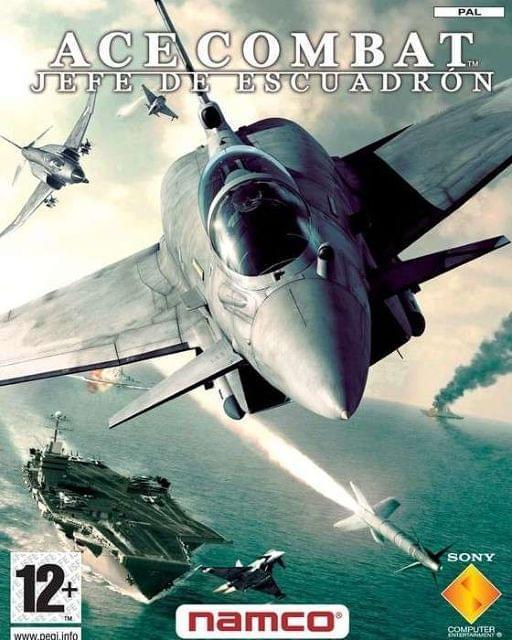 Juego PS2 Ace Combat Jefe...