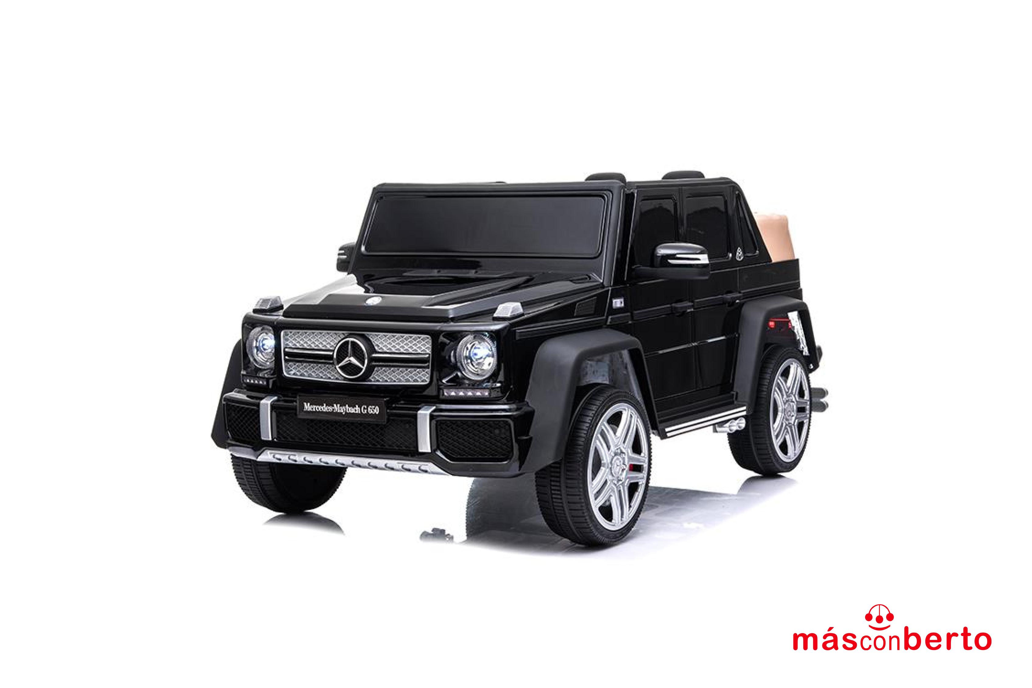 Coche Batería Mercedes G550...