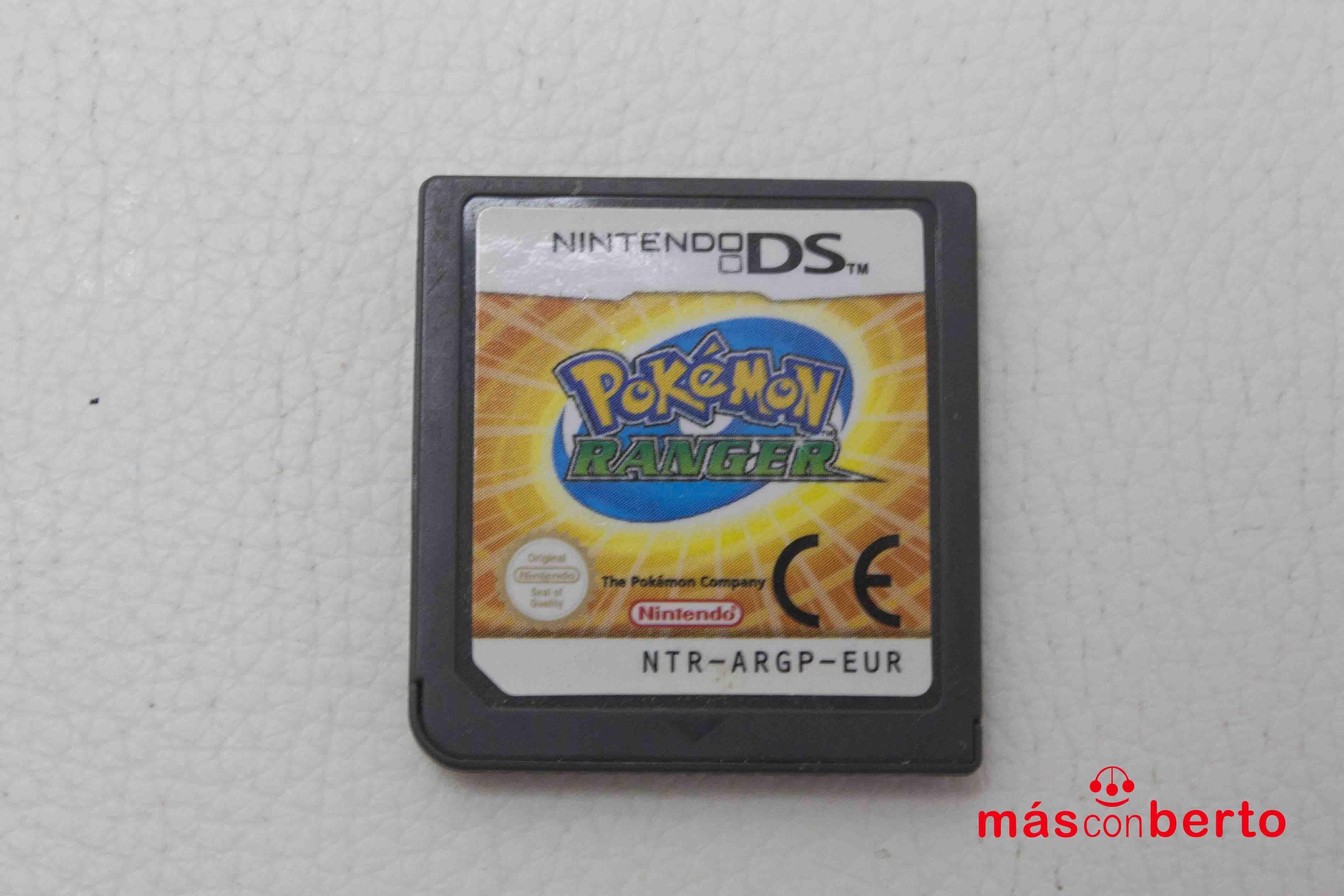 Juego DS Pokemon Ranger