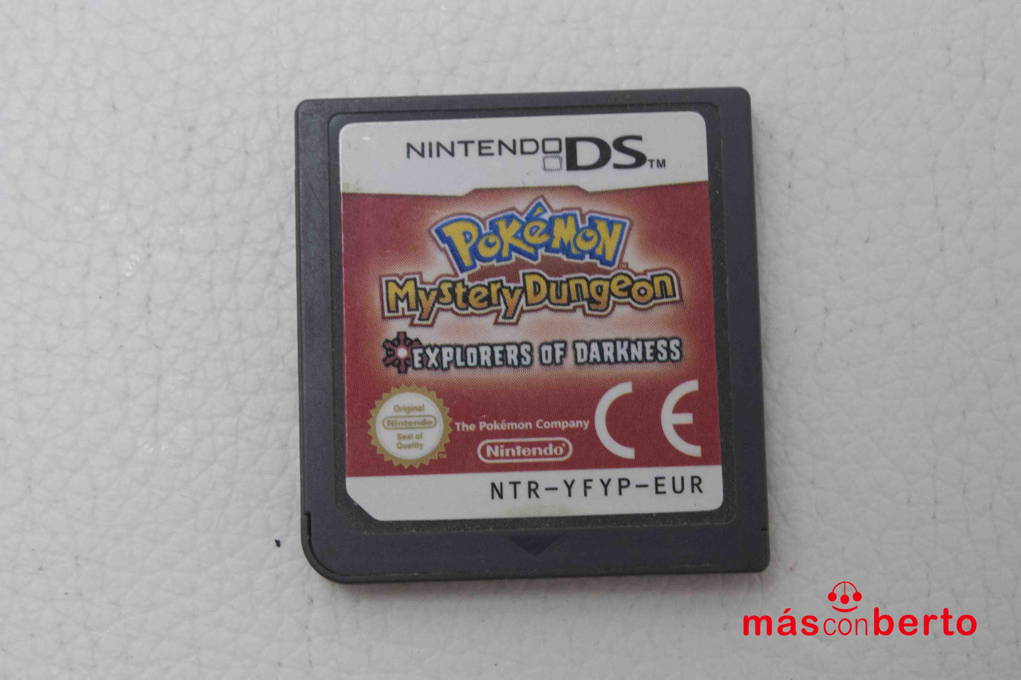 Juego DS Pokemon...