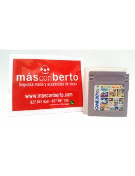 Juego Game Boy Color 30 en 1