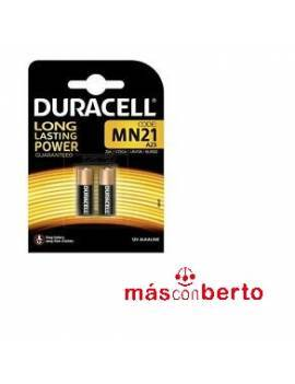 Pilas A23 pack 2 Duracell...