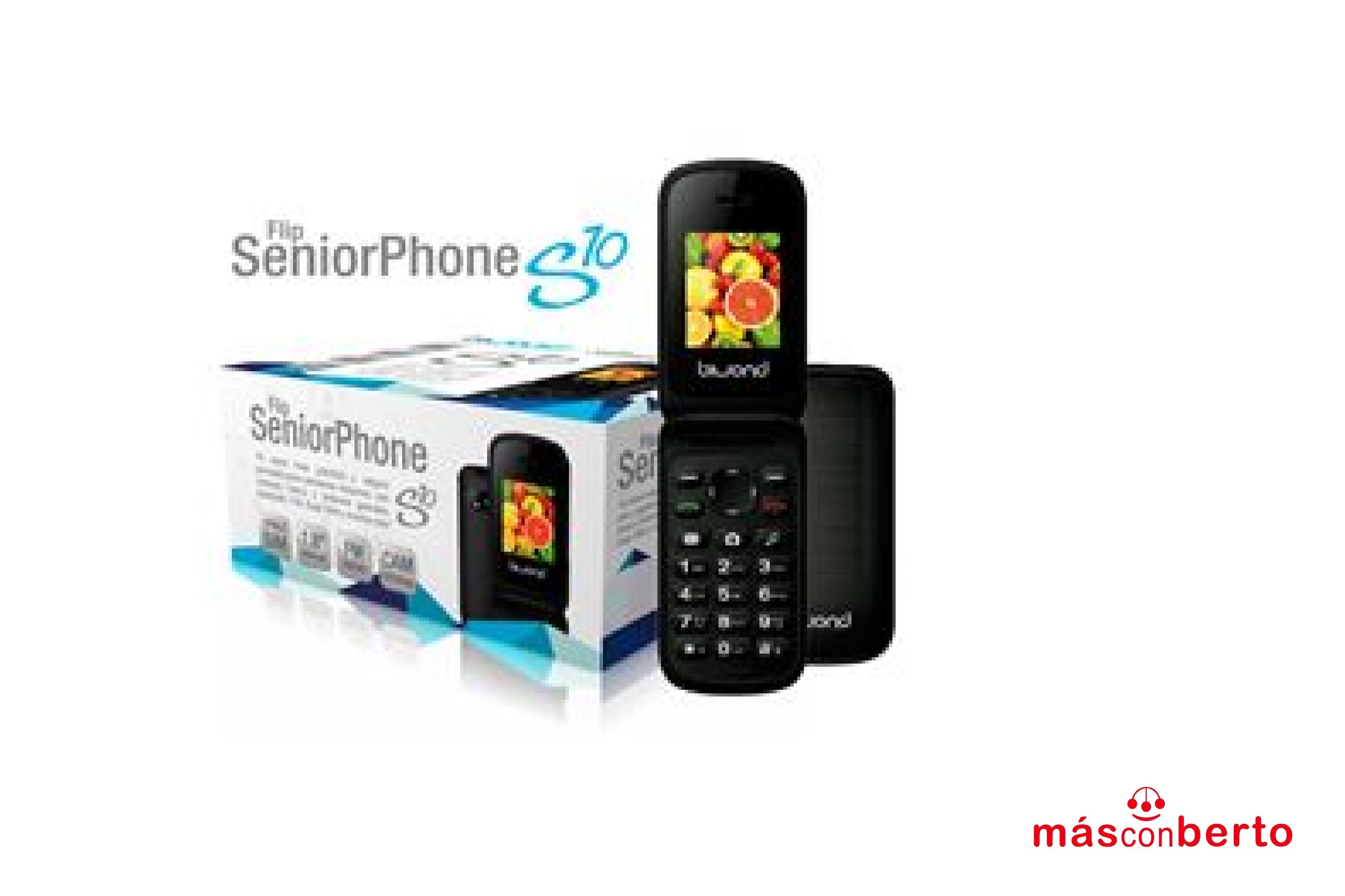Teléfono Biwond S10 Senior...